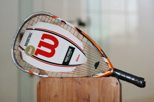 WILSON Racquetball Racquet DRONE LIGHT Orange 165g