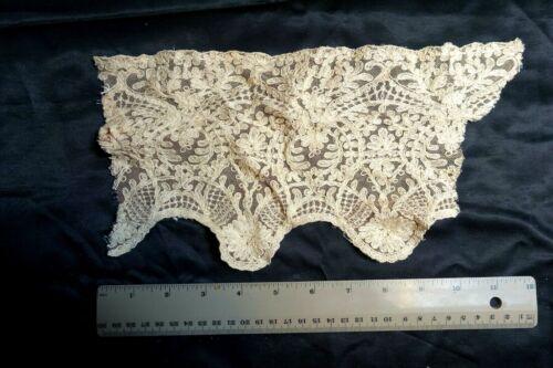 antique lace piece
