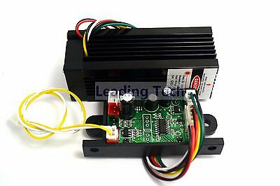 532nm 100mw Fat Beam Powerful Green Diode Dot Laser Module W Ttl Driver Out