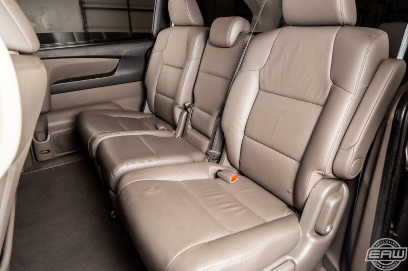 Image 16 Voiture Asiatique d'occasion Honda Odyssey 2013