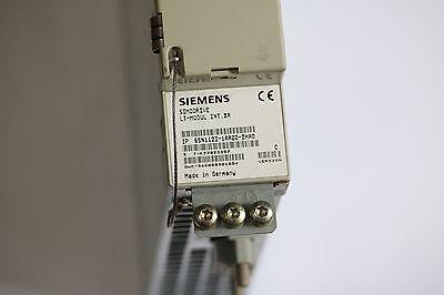 Siemens Simodrive 611a Drive Module 6sn1123-1aa00-0ha0 8a Complete
