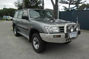 2001 Nissan Patrol GU ST 7 Seater Wagon East Rockingham Rockingham Area Preview