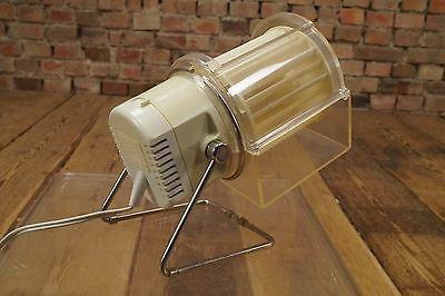 Vintage Tischventilator Ventilator DDR 60er Ostalgie QL2 Walzenlüfter Lüfter