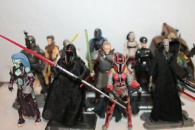 "Star Wars 3.75"" Action figures,Expanded Universe- Mandalorians-unleashed-30-Rare"