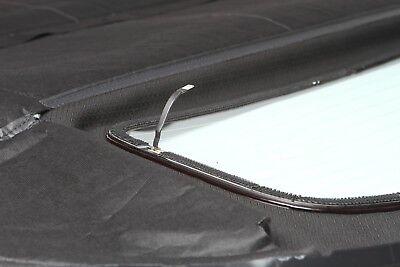2010- 2016 Convertible soft top for Maserati GranTurismo in BLACK