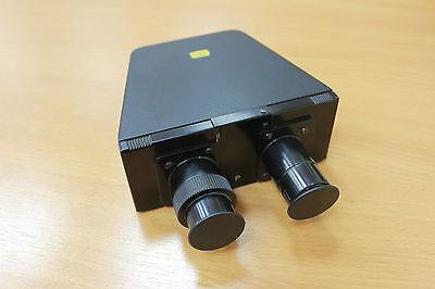 Leitz Ortholux Microscope Polarizing Binocular Head