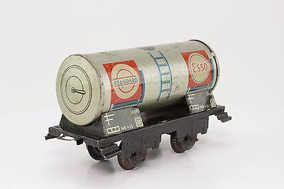Blechspielzeug KD Konrad Dressler Kesselwagen Güterwagen Spur 0 Made in US Zone