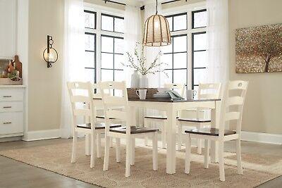 Ashley Furniture Woodanville 7 Piece Dining Room Set D335-425 ()