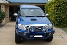 2010 sr5 Hilux 4wd turbo diesel auto Forest Lake Brisbane South West Preview