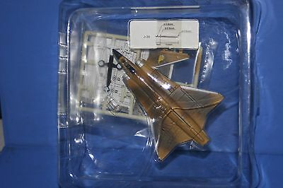 SAAB J35 Draken Brown camouflage AREA88 1/144 CAFEREO JAPAN for sale  Shipping to Canada