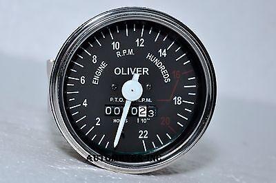 Oliver Tachometer For 55 Super 66 Rc Super 77 Rc 550 Gasdiesel