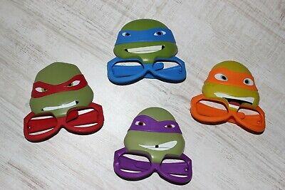Ninja Turtles Donatello, Raphael,Michelangelo,Leonardo Mutant Maske - Ninja Turtle Raphael Maske