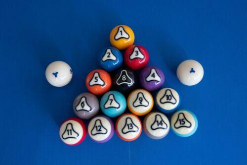Dynasphere Platinum Billiard Balls