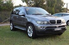BMW X5 2006 model 3.0L V6 in great condition Taren Point Sutherland Area Preview