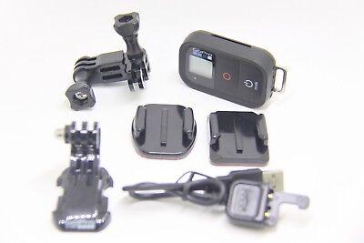 GoPro WiFi Remote with charging lead. HERO6,5,4 + more - 100% Original, Genuine