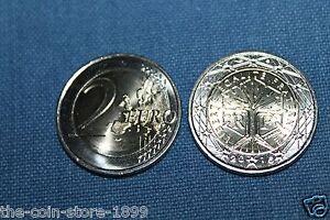 2 Euro Kursmünze Frankreich 2016 Mini-Auflage Kursmünzen France UNC KMS RAR!!