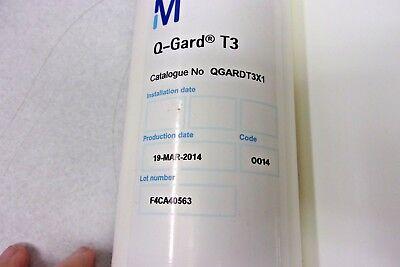 Genuine Millipore Q-gard T Pack Qgardt3x1 Filter Milli-q T3 Water Putification