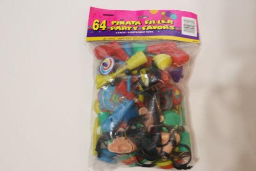 Vintage Pinata Filler Party Favors 90s Toys