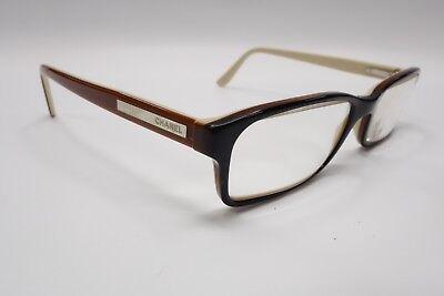Chanel 3068 Rx Eyeglasses Frames 711 Brown Black 51[]17-135 Authentic (Chanel Frames For Men)