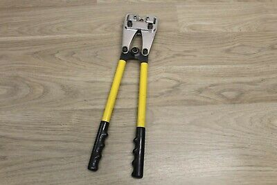 Wire Terminal Crimping Tool 6-50mm Cable Lug Crimper Cual Terminal Plier Tb2
