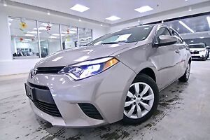 2014 Toyota Corolla LE ONE OWNER,CLEAN CARPROOF,NON-SMOKER, POWE