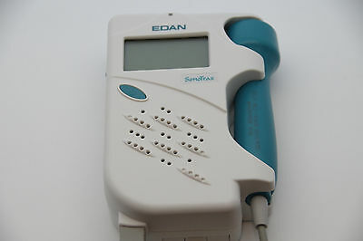 Sonotrax Pro Fetal Heart Doppler Fda 2mhz With Audio Recording Function