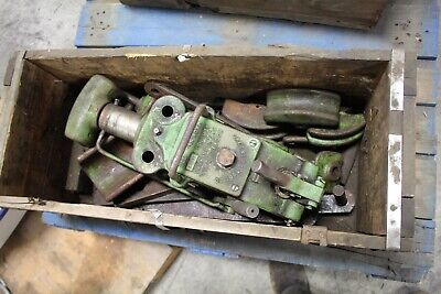 Greenlee Hydraulic Pipe Tubing Bender No 770 Loaded