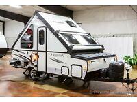 2020 Forest River Flagstaff Hard Side T12RBST Folding Camper AKA Rockwood A122S