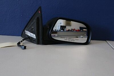 2004-2005 CHRYSLER PACIFICA RIGHT SIDE POWER MIRROR BLACK TEXTURED 2005 Chrysler Pacifica Mirror