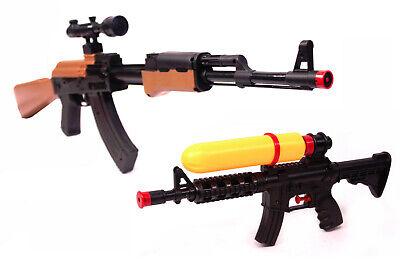 istole AK-47 72cm Spielzeug Wasser Gewehr Pistole Watergun (Spielzeug Ak47)