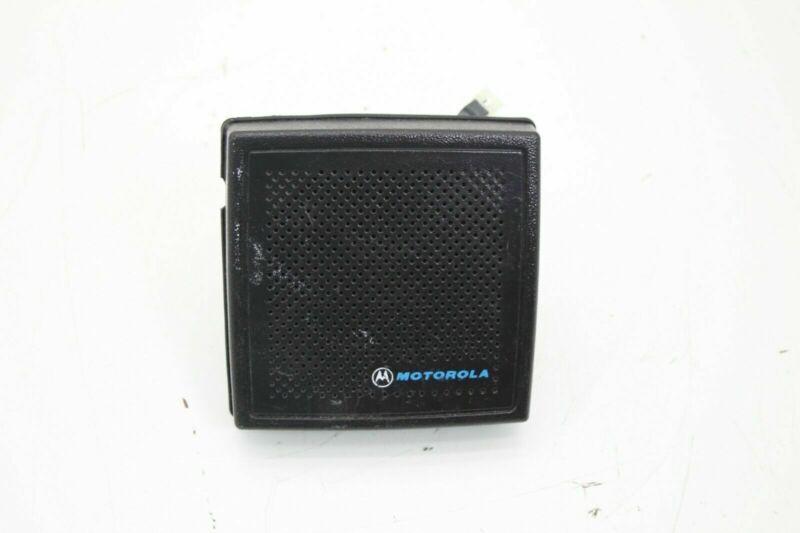 Motorola HSN1000B 6-Watt Amplified External Speaker