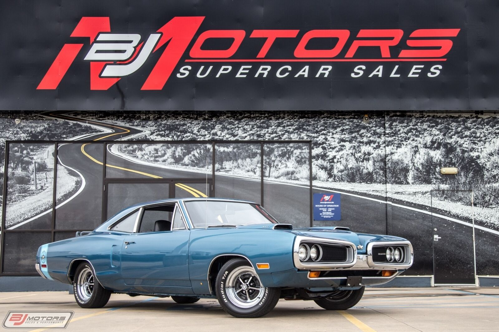 1970 Dodge Coronet Superbee BJ Motors, LLC , Houston Texas  - We Buy and Sell Exotics!!!!! #1 Viper Dealer