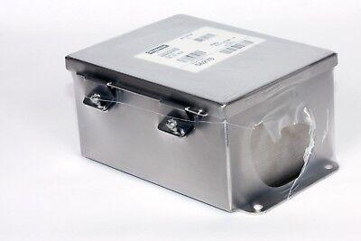 Hoffman A8064chnfss Stainless Steel Jic Box