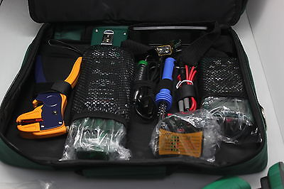 Mastech Internet Phone Cable Wire Repair Kits Ms6813 Ms6860n Ms8233b Tool Sets