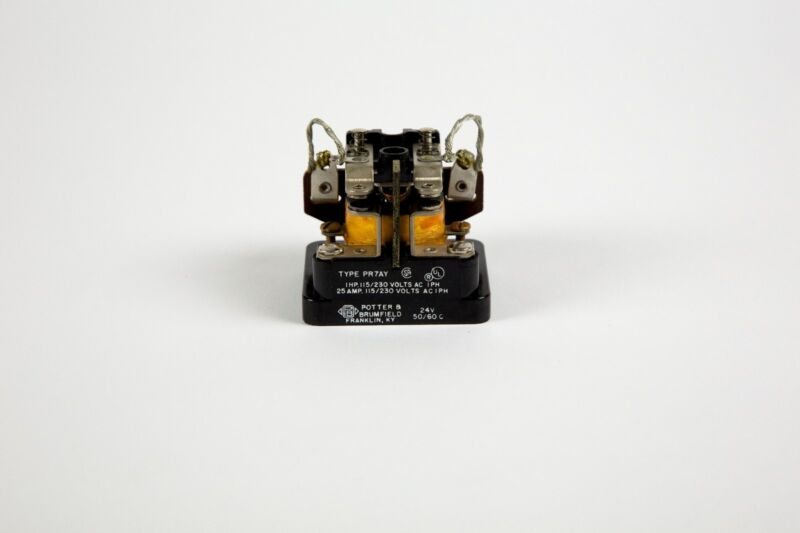 Potter and Brumfield PR7AY 24V AC Coil Relay