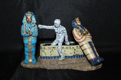Lemax Spooky Town, Egyptian The Mummy
