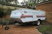 1995 Jayco Eagle Outback Camper Illawong Sutherland Area Preview
