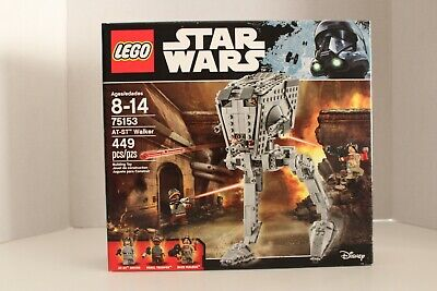 LEGO Star Wars AT-ST Walker (75153)  new sealed in box Retired