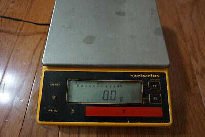 Sartorius Pt1200 Pt 1200 G Analytical Lab Scale Digital Balance 100 Mg