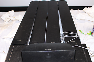House surround sound systems (amps speakers subwoofers Alexander Heights Wanneroo Area Preview