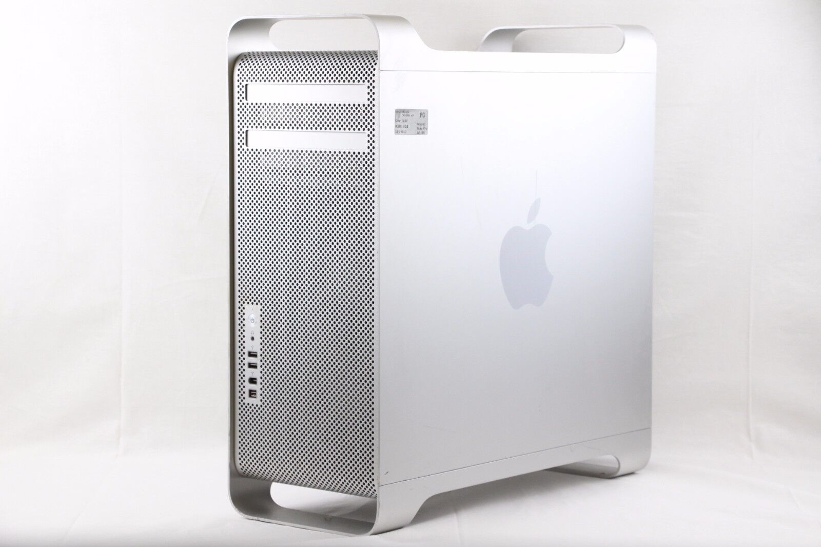 Apple Mac Pro A1186 3GHz Xeon 8 Core, 8GB RAM, 500GB HDD, GT 7300, 10.6.3 (AMX)