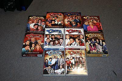Cheers   Seasons 1 10  Dvd