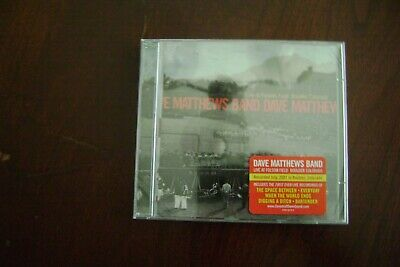 DAVE MATTHEWS BAND LIVE AT FOLSOM FIELD BOULDER COLORADO (2 DISC SET, 2002) (Dave Matthews Band Live At Folsom Field)