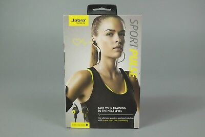 JABRA SPORT PULSE WIRELESS BLUETOOTH IN-EAR HEADSET BUILT-IN HEART RATE MONITOR for sale  San Diego