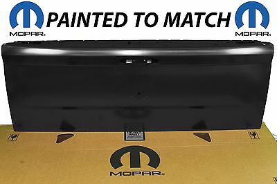 New Painted To Match- OEM MOPAR Rear Tailgate 2010-2017 Dodge Ram 1500 2500 3500