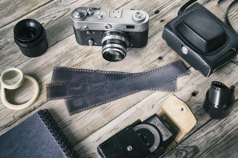 Der Reiz von Retrokameras liegt in der Überraschung und Entschleunigung. (Foto: Thinkstock)