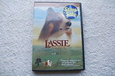 """DVD """"Lassie, des amis pour la vie""""."""