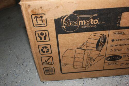 Start International LD8050 Electric Label Dispenser