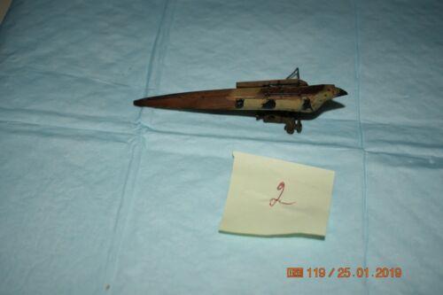 ANTIQUE Wooden CUCKOO CLOCK Bird from Wall or Shelf/Mantle Cuckoo Clock
