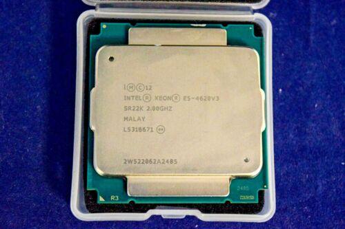INTEL XEON E5-4620V3 10 CORES 20M 2.00 GHz 8GT/s SR22K PROCESSOR CM8064401442401